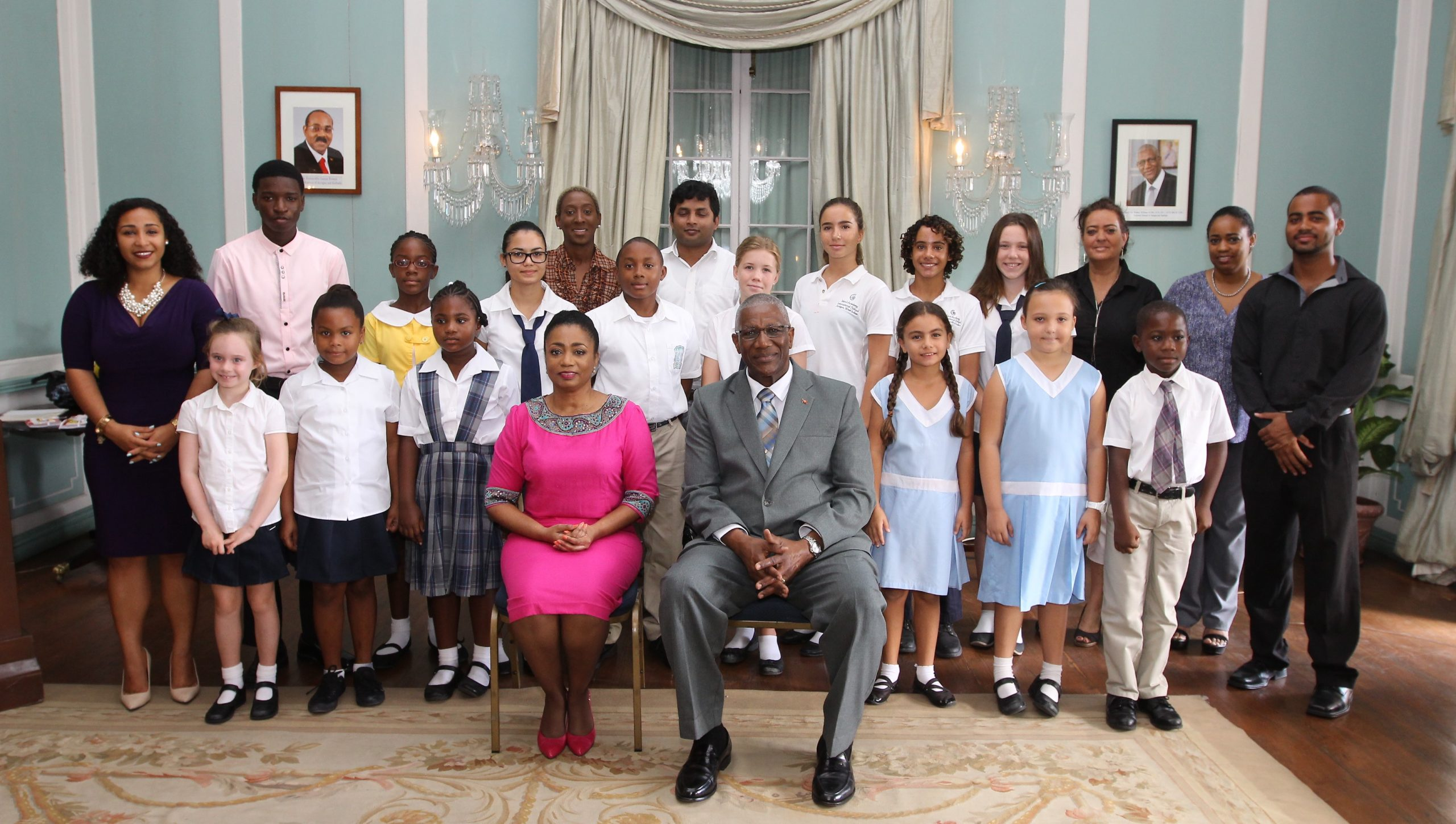 Halo Foundation Awards Young Artists in Schools
