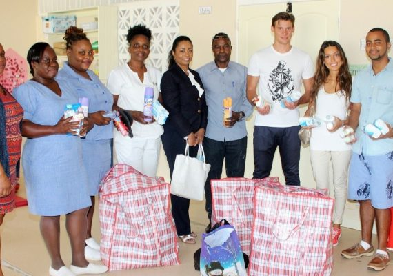 Halo-Care-Project-Special-visit