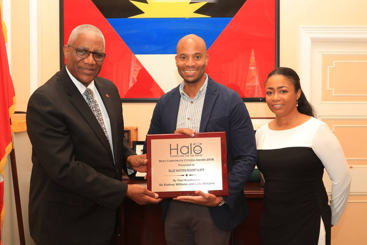 Blue Waters named Best Corporate Citizen
