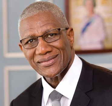 H.E. Sir Rodney Williams