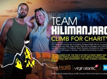 Team Kilimanjaro Climb for Charity