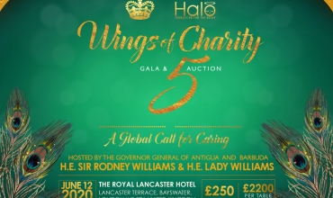 The Halo Foundation presents Wings of Charity , London