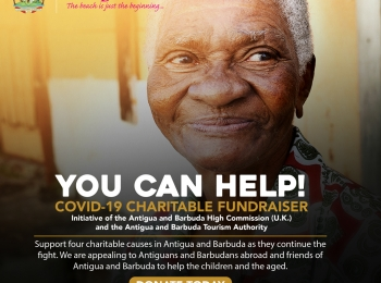 You Can Help – Covid-19 Charitable Fundraiser