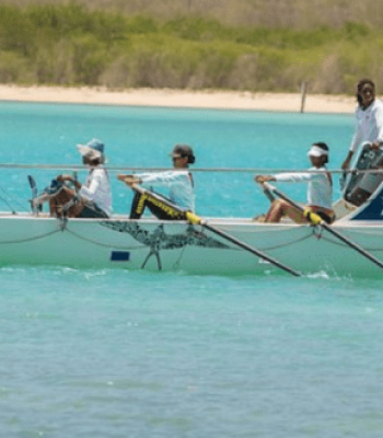 Team Antigua Island Girls – Atlantic Challenge