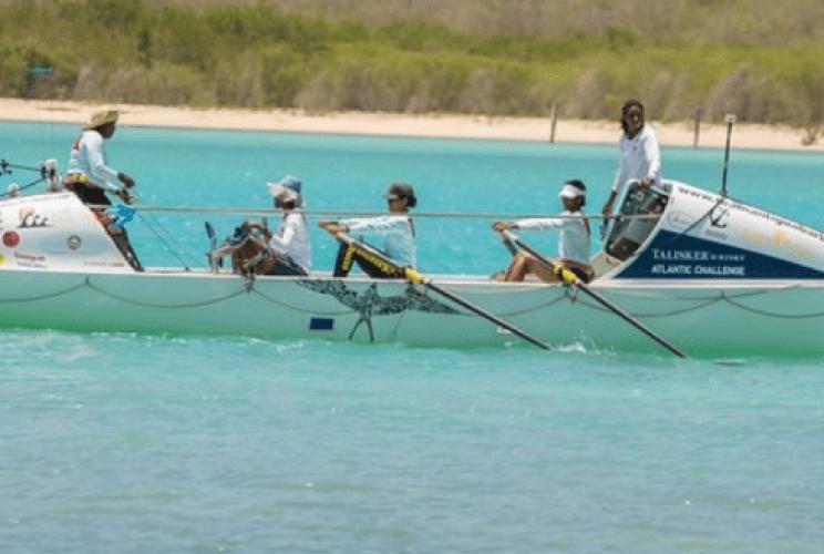 Team Antigua Island Girls