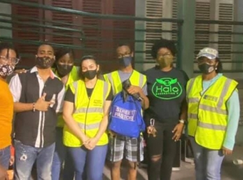 Street Pastors & Halo Making A Difference