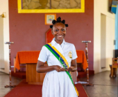 Shakila Francis -CKHS receives Lady Williams Award for Humanitarianism 2021