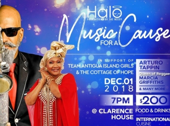 Halo Music For A Cause 2018
