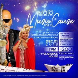 Halo Foundation's Music For A Cause