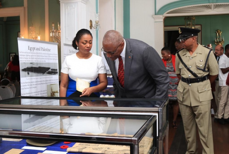 CONTRIBUTION OF WEST INDIAN SOLDIERS