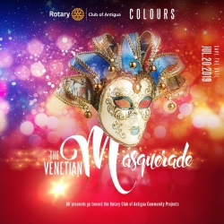 Colours – The Venetian Masquerade