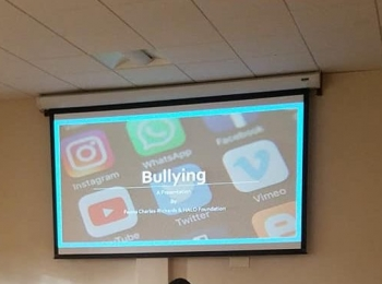 Shining A Light on Bullying