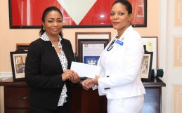 Rotary Club of Antigua Commended For Outstanding Service