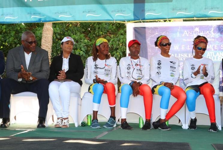 Halo donates a further $30,000 to Team Antigua Island Girls