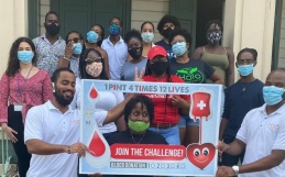 Halo Generation Y  blood donation appeal to mark World Blood Day 2021