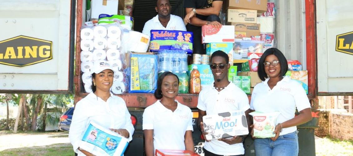 One Island The Concert Generates Relief Supplies