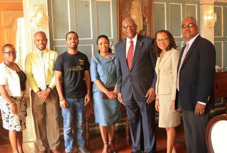 Halo Foundation Generation Y hosts students for Youth Empowerment Retreat