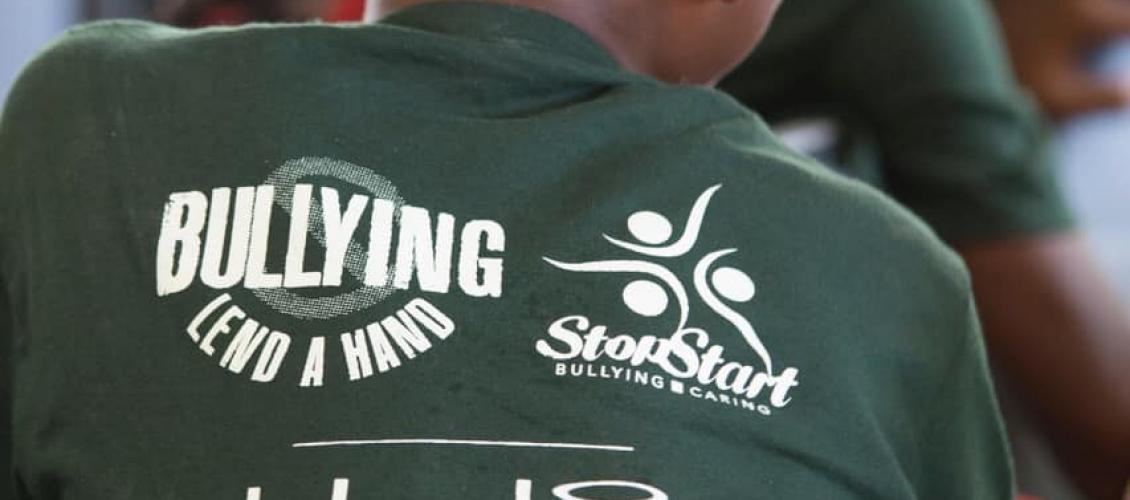 Donna Clarke Addresses -Anti-Bullying Launch