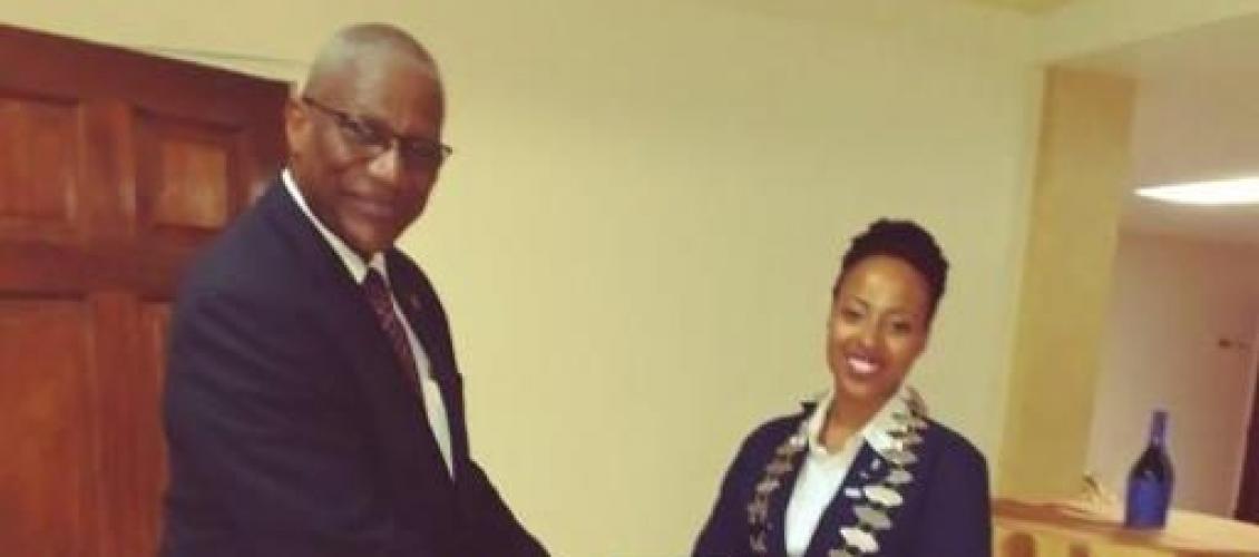 JCI Welcomes New President