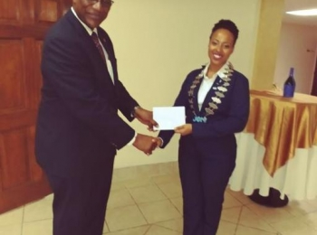 JCI Welcomes New President