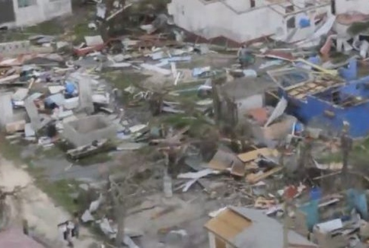 Barbuda Relief Effort