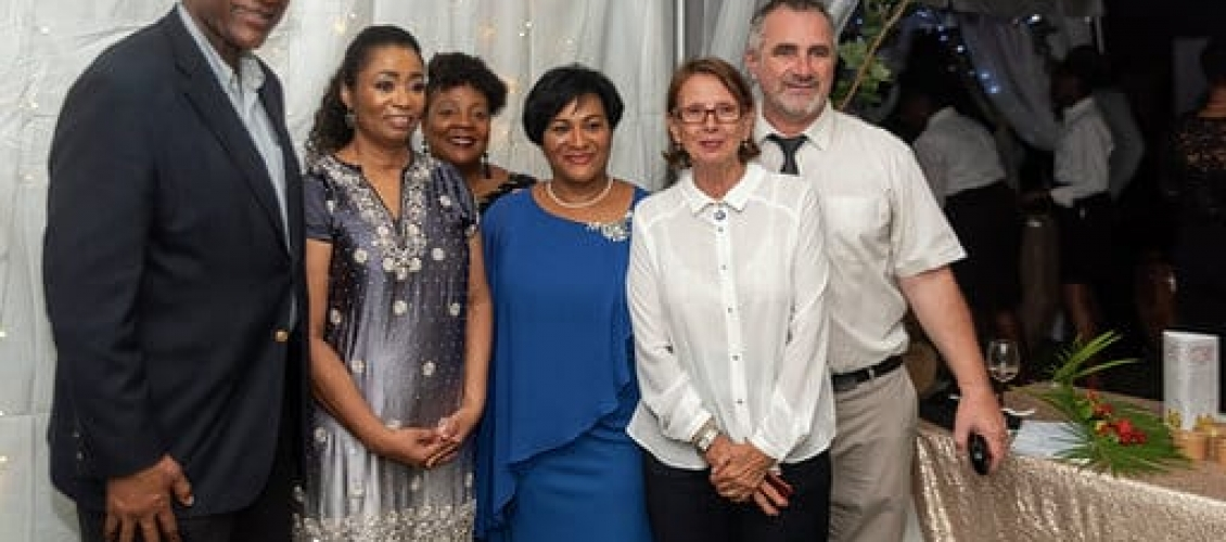 Guadeloupe Team Displays Culture and Cuisine