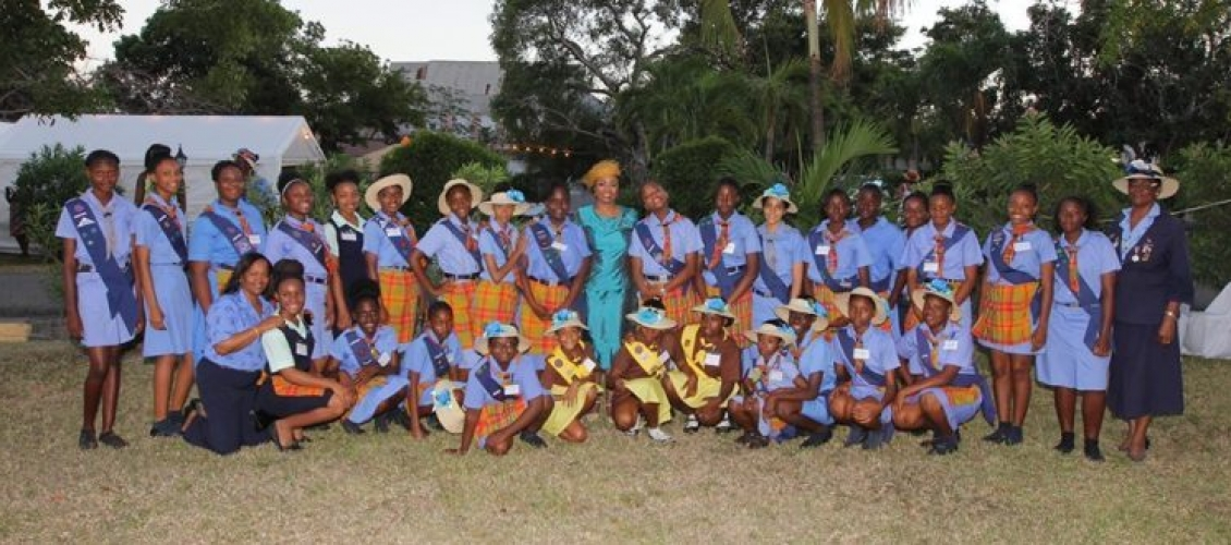 Girl Guides Association of Antigua and Barbuda
