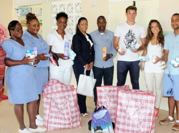 Special Visit to Care Project