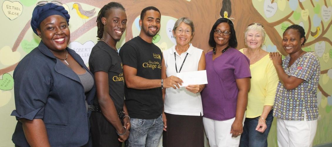 Halo Youth Give Back