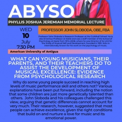 Musical Lecture