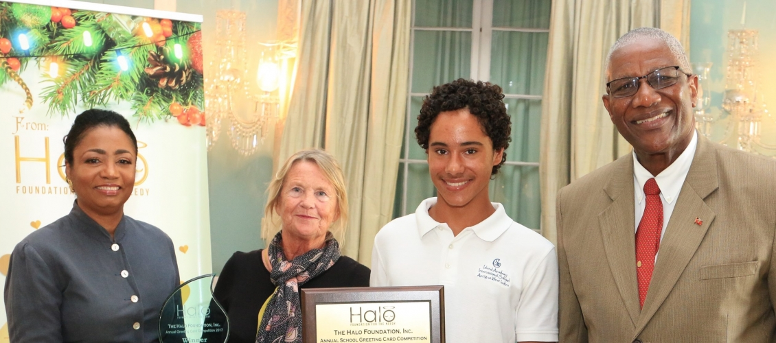 Island Academy tops Halo Art Competition