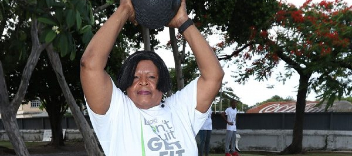 """Don't Quit, Get Fit"" programme starts at Government House"