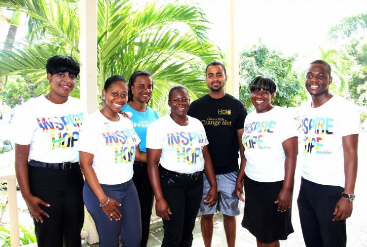 SANDALS AND HALO FOUNDATIONS SPREAD JOY AT EASTER
