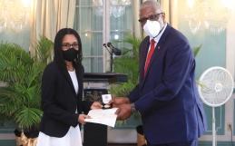 2020 Halo Hero Humanitarian Award Recipient: Kaynas Phillips
