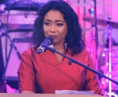 Lady Williams awarded for Humanitarian Service