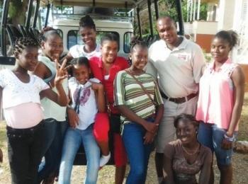 Sunshine Girls' treated to twelve