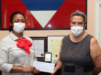 Halo receives donation from Roberts & Co.