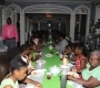 ENJOY LUNCH AT GOVERNMENT HOUSE
