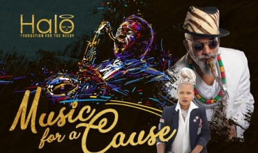 The Halo Foundation presents Music For A Cause, Antigua