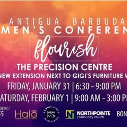 Flourish, Antigua and Barbuda Women's Conference