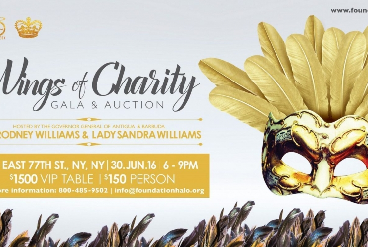 "Wings of Charity"" Fund Raising Event"