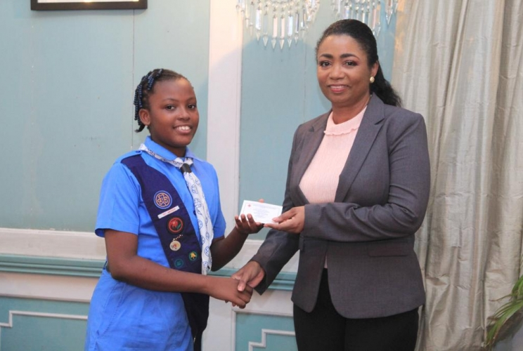 Halo supports Girl Guides emergency training