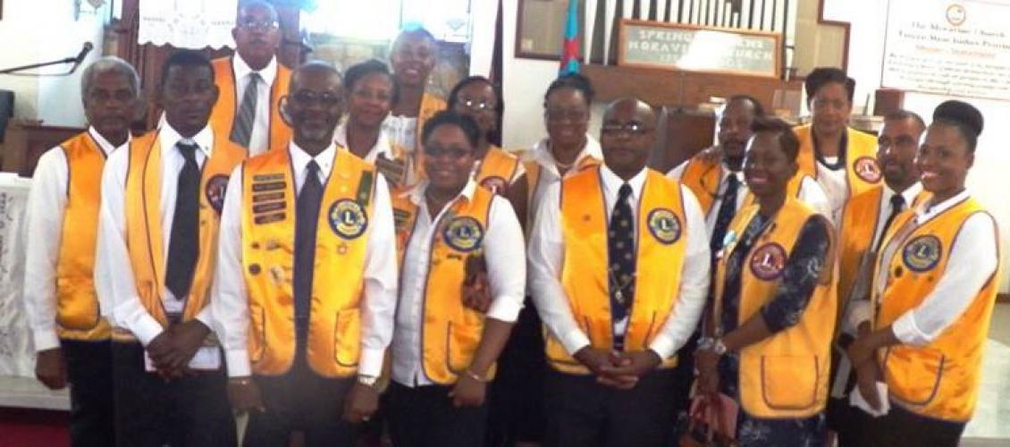 Antigua Lions Club