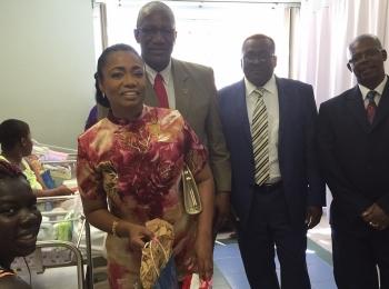 Medical Center receives Gift