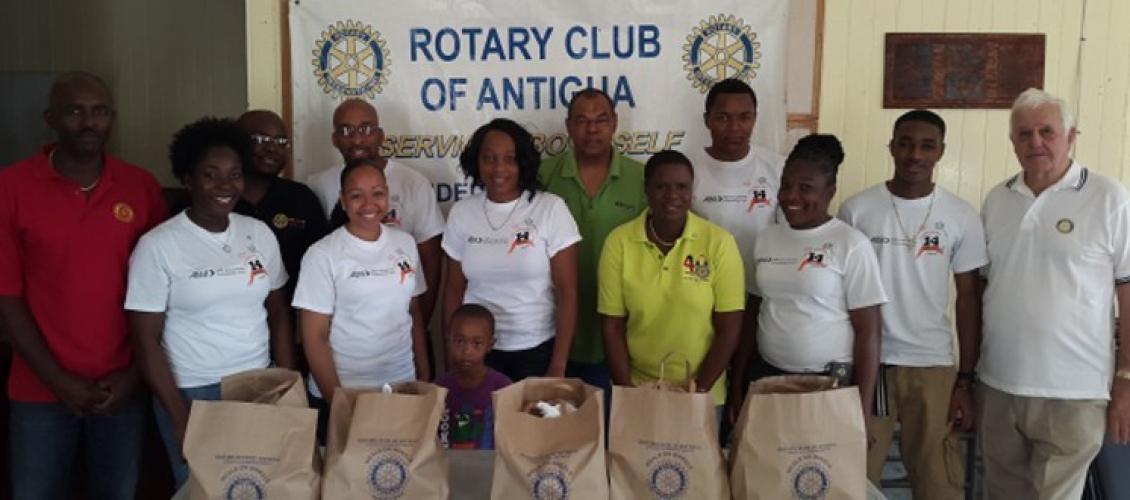 Rotary Club of Antigua
