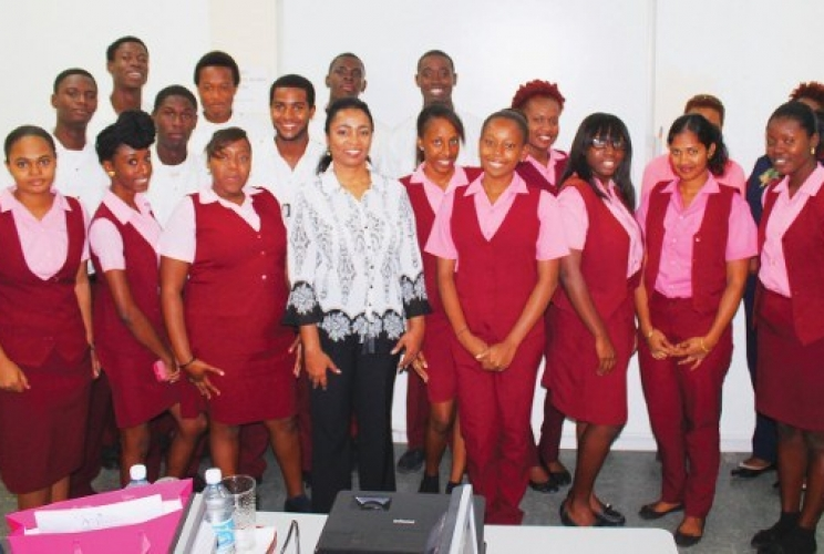 ASC Students Benefit from Tourism Talk